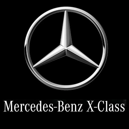 Mercedes-Benz logo X-Class